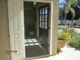Screen Doors For Patio Doors Andersen Patio Screen Door Replacement Wayzgoosedigitaldesign
