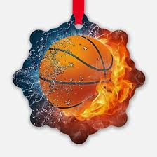Fire Department Christmas Ornaments Canada by Basketball Ornaments 1000s Of Basketball Ornament Designs