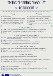 Bathroom Cleaning Sponge Bathroom Cleaning Checklist Cleaning Pinterest Cleaning