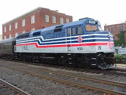 Virginia Railway Express Map by Vre F40ph At Manassas Virginia Railway Express F40ph V33 A U2026 Flickr