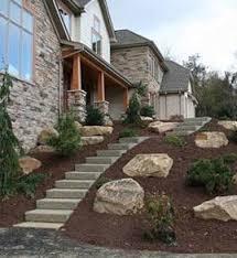 Boulder Landscaping Ideas The 25 Best Boulder Garden Ideas On Pinterest Rocks Garden