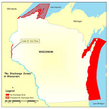 White Lake Michigan Map by No Discharge Zones Ndzs By State Vessels Marinas And Ports
