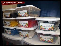 Lego Storage Containers Amazon - lego storage with printable labels