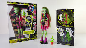 venus mcflytrap unboxing review monster high youtube