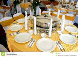 Setting A Table by Table Setting Images Zamp Co