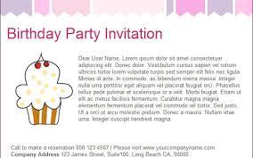 birthday invitations u2013 page 4 u2013 gangcraft net