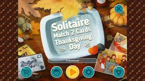 thanksgiving picture cards solitaire match 2 cards thanksgiving day youtube
