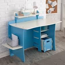 no tools assembly desk no tools assembly desk blue and white walmart com