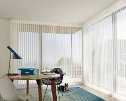 luminette vertical sheers by hunter douglas creative blinds