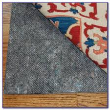 Area Rug Pad For Hardwood Floor Awesome Best Area Rug Pad For Wood Floors Rugs Home Design Ideas
