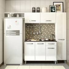 Kitchen Mesmerizing Metal Kitchen Cabinets Ideas Commercial - White metal kitchen cabinets