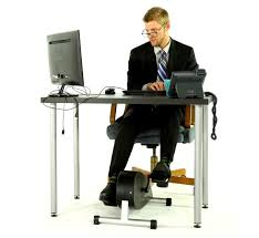 Under Desk Exercise by Cycli Bluetooth Under Desk Exercise Bike Fitness Gizmos