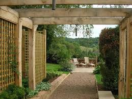 Pergola Ideas Uk by Rural Landscape Design Landscape Design Ledbury