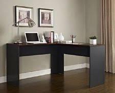 Mezza L Shaped Desk Contemporary Corner Desks L Shaped Desks Office Furniture Ebay