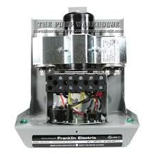franklin electric standard control box 5 hp 230v