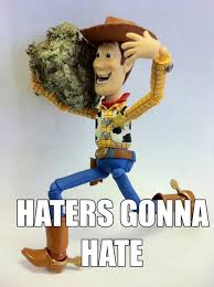 Toys Story Meme - toy story weed memes woody haters gonna hate meme