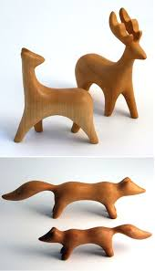 25 unique wooden animals ideas on wooden animal toys