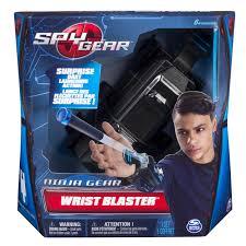 amazon com spy gear ninja gear wrist blaster toys u0026 games