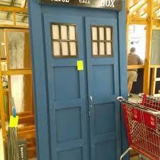 Tardis Bookcase For Sale Habitat For Humanity Restore Community Service Non Profit 2801