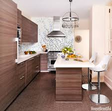 City Kitchen Nyc by Modern Custom Tile Vine Backsplash