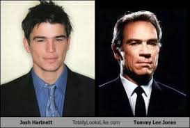 Tommy Lee Jones Meme - josh hartnett totally looks like tommy lee jones cheezburger