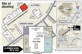 la fitness floor plan four dead in fitness center shooting pittsburgh post gazette
