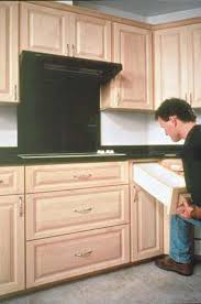 how to build kitchen cabinets free plans enjoyable how to build kitchen cabinets in place rssmix info