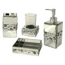 5 Piece Bathroom Rug Sets by Matching Bathroom Accessories Sets Popular Bath Sinatra White