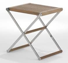 Outdoor Folding Side Table Outdoor Style Ah U0026l