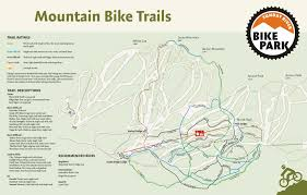 Portland Bike Map by Sunday River Bike Park U0026 Mountain Bike Sunday River