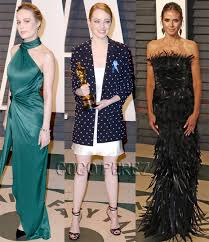 Vanity Fair Oscar Party Vanity Fair Oscars Party 2017 All The Red Carpet Pics