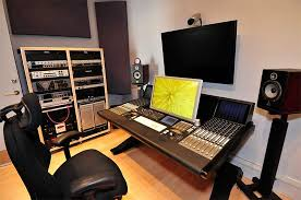 Studio Trends Desk by Output Favorites Recording Studios On Houzz