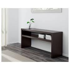Narrow Console Table Ikea Console Tables Ikea Credenza Indonesia Catalog Lack Sofa Table