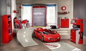 Kids Car Blinds Kids Bedroom Sets Wooden Bed Frame And Roman Blinds Dark