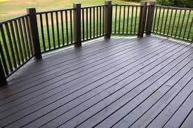 staining a deck flood one coat waterproofing love the color of