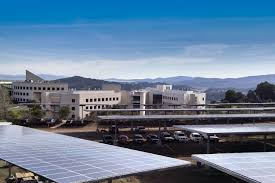 Solar Canopy by Edf Renewable Energy Completes Construction Of The Solar Carport