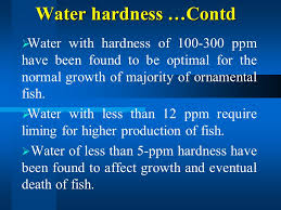 water quality management in ornamental fish culture ppt