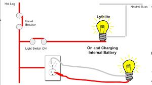 how emergency light works how emergency led light bulbs works youtube