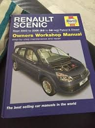 haynes renault scenic 2003 2006 in north shields tyne and wear