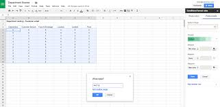 how to select sheets appscare how to add gradient conditional formatting rules in