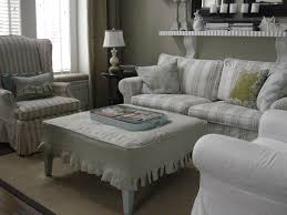 Slipcovers For Chair And Ottoman Pretty Wing Chair Slipcover In Spaces Philadelphia With Next To