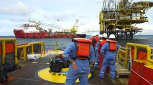 offshore rough sea boat transfer youtube