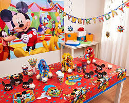 Mickey Mouse Clubhouse Bedroom Decor Amazon Com Disney Mickey Mouse Birthday Party Hanging Swirl