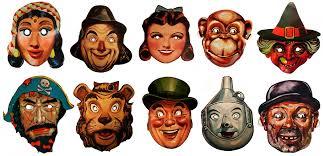 vintage masks costumes vintage photos flickr