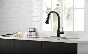 kitchen cabinet sink faucets kitchen faucet black matte kitchen sink faucets mqwox single handle pull kitchen faucets black stainless steel kitchen sink faucet with pull