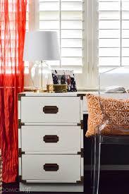 Vintage Kids Desk by 1950 U0027s Vintage Eclectic Southern Charmer Home Tour Domicile 37