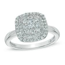 cluster rings show me your cluster diamond e rings weddingbee