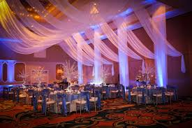 wedding draping wedding reception decor fabric draping wedding reception