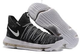 2017 nike kd 10 oreo black white for sale cheap kd 10 sale