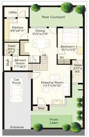 row house floor plan kitchen baltimore row house floor plans narrow homes 50